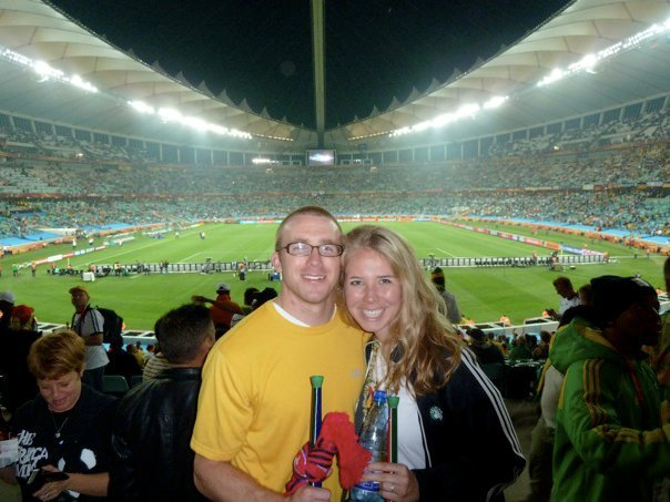 Durban South Africa World Cup