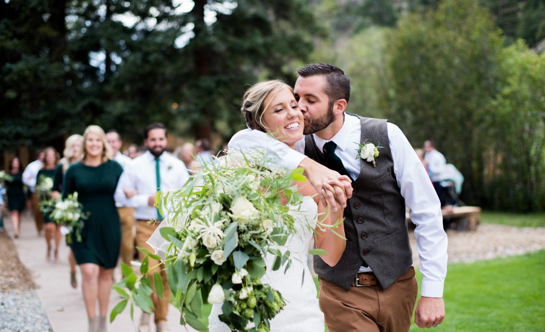 My best brother's wedding - Rocky Mountain Wedding
