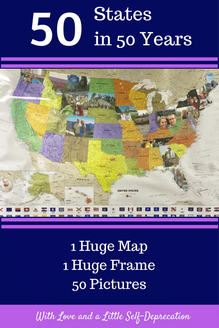 Tips for adventures in all 50 states, and a tip for documenting your journey!