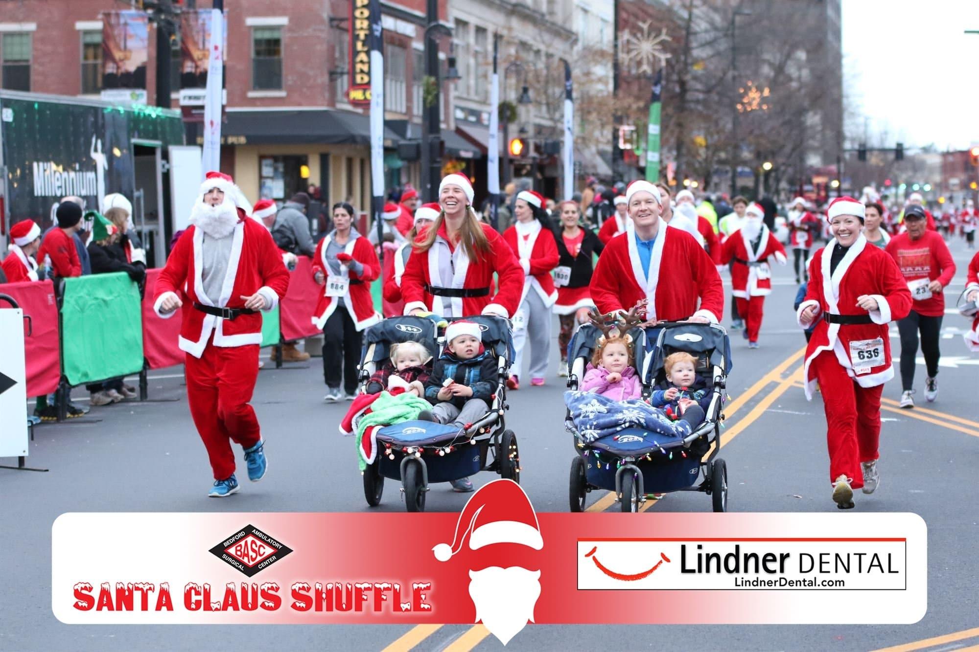 Santa Shuffle 5K
