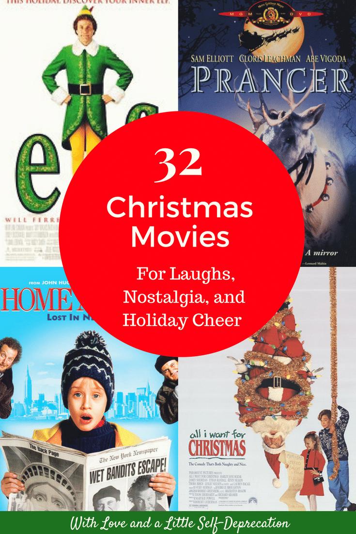 A Very Merry Christmas Movie Bracket