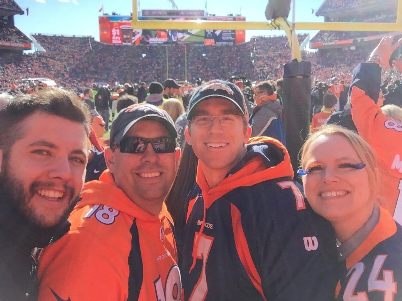 AFC Championship Broncos Patriots 2017