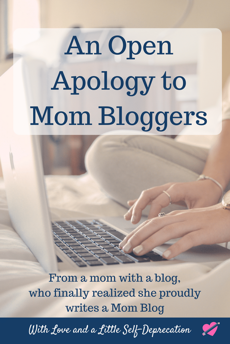 Breaking down the Mom Blog stereotype and embracing the multidimensional moms who write them.