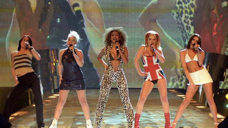 What the Spice Girls Taught Me About Parenting Toddlers