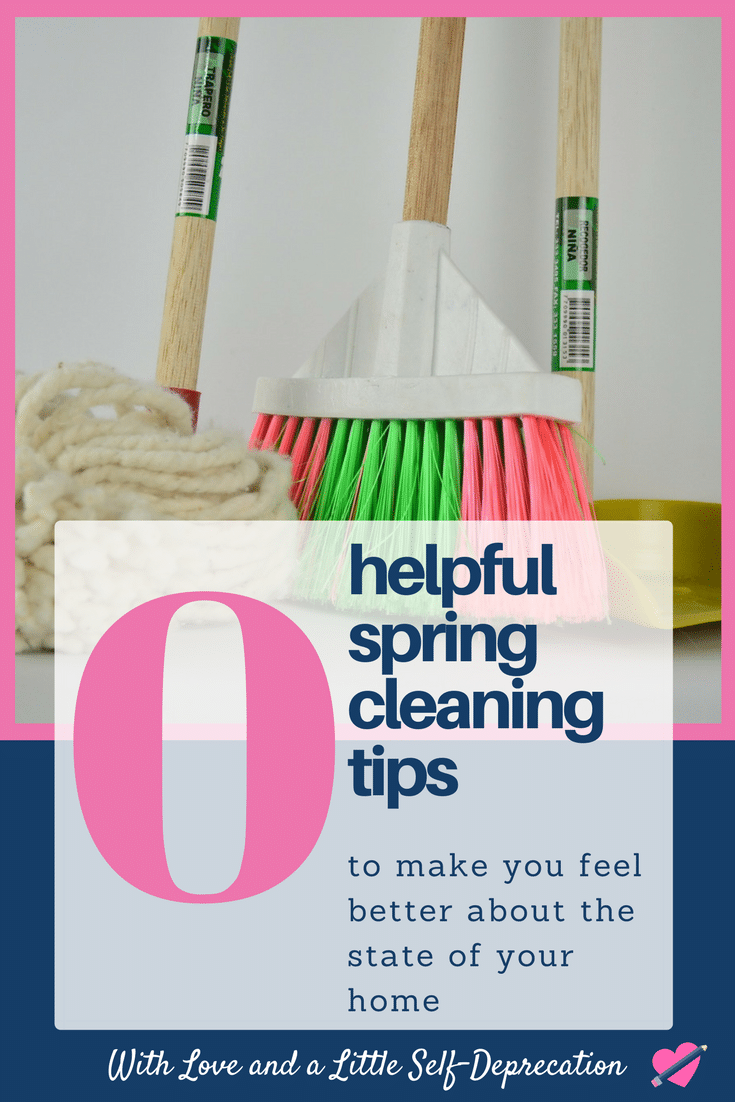 0 helpful spring cleaning tips