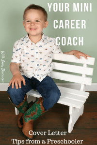 Cover letter writing tips from your mini career coach (and an adult career coach)! When a cover letter misses some of the key points for success, it can land in HR's digital recycling bin. Even if the applicant has some killer skills. But it's actually pretty easy to avoid some common cover letter pitfalls. #careeradvice #coverletters #careercoach