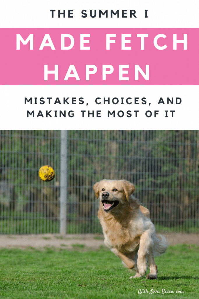 Mean Girls References, Summer Camp, and Career Coaching - a must read for laughs and learning! #careeradvice #careercoaching #fetch