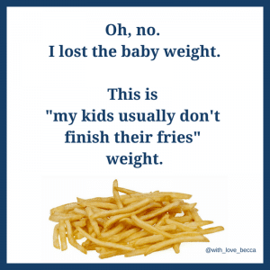 Baby Weight meme
