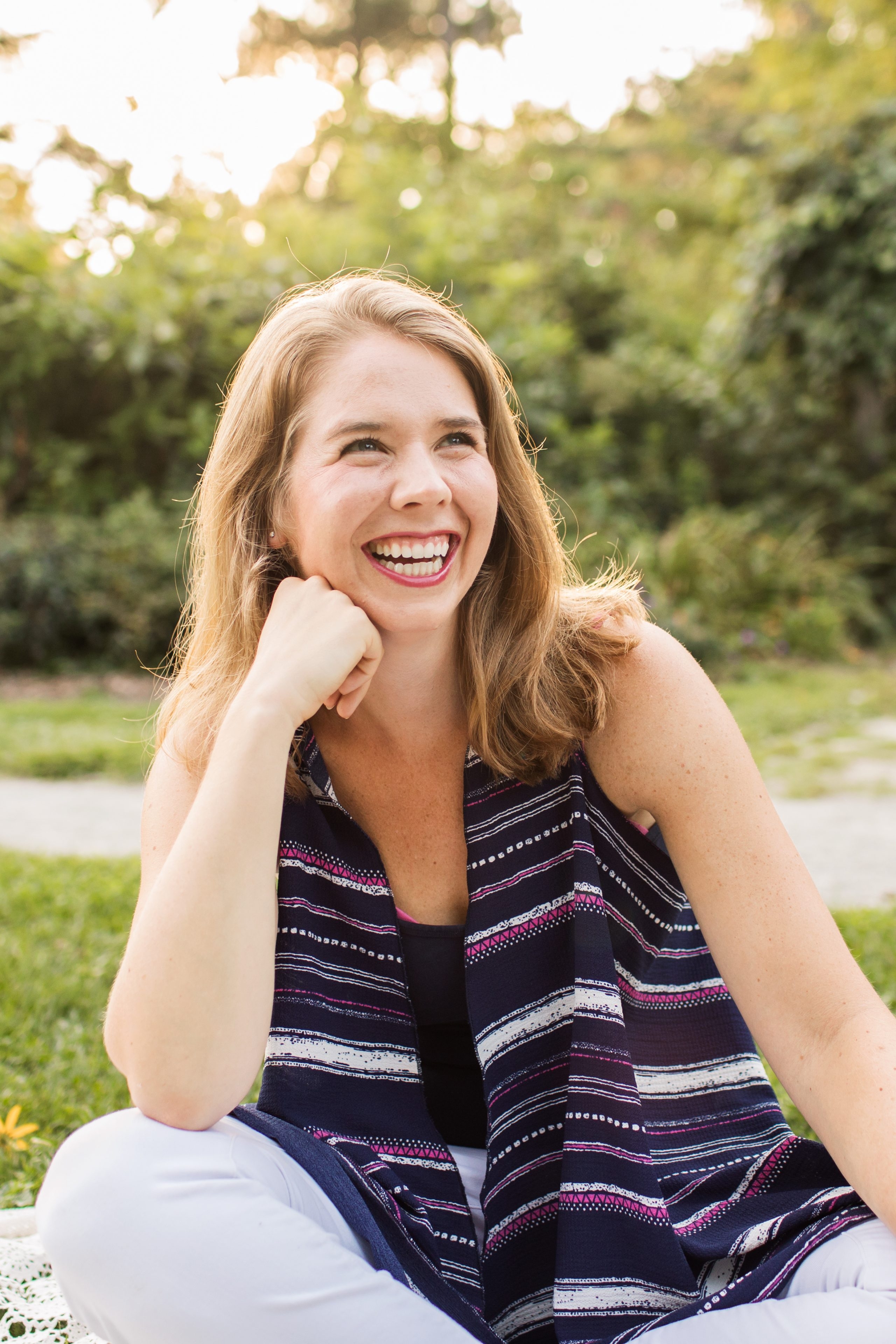 Becca Carnahan - Career Coach, Writer, Working Mom Blog Founder