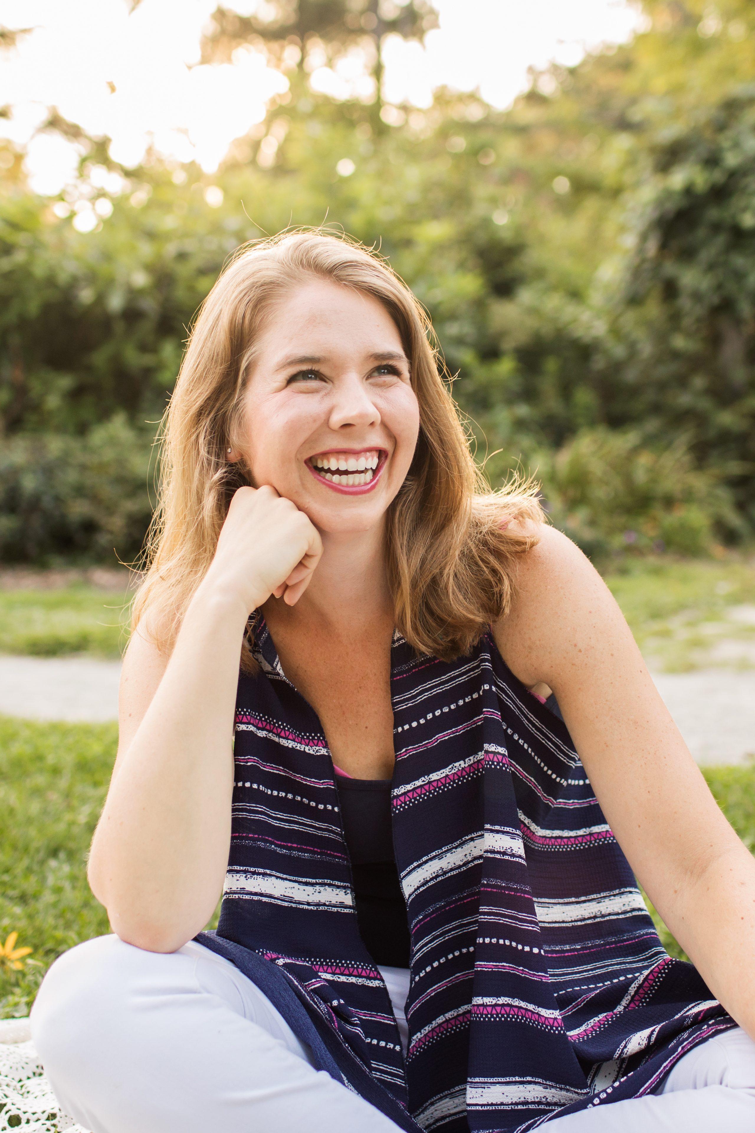 Becca Carnahan - Career Coach, Writer, Working Mom Blog Founder