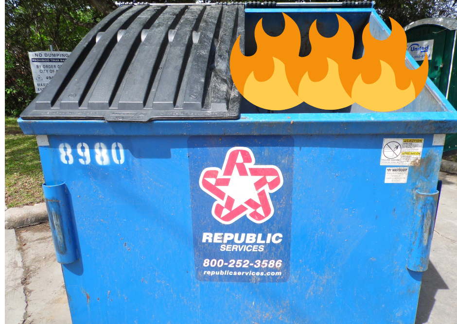 When today was a dumpster fire, it helps to have some perspective.