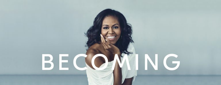 Michelle Obama - Becoming. A Review. #iambecoming #michelleobama #bookreview #books