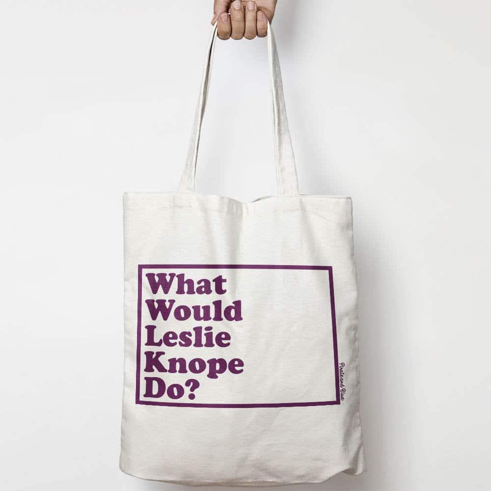 Galentine's Day Gift - Leslie Knope Bag