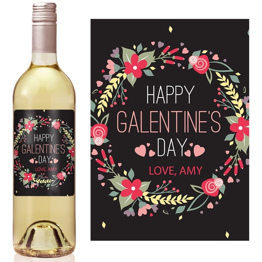 Galentine's Day Gift - Wine Bottle