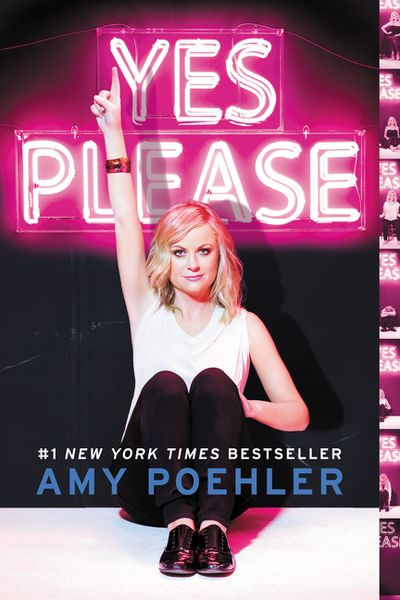 Galentine's Day Gift - Amy Poehler book