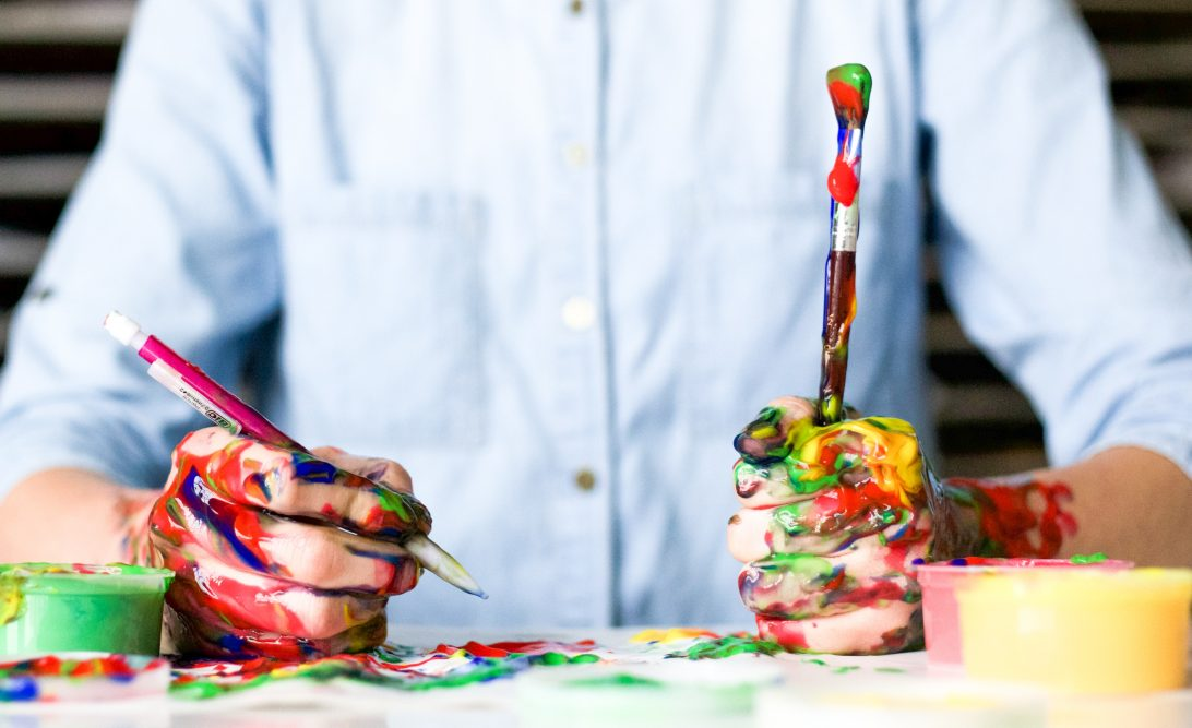 How to be creative in two easy steps #creativity #creative #inspiration #careeradvice