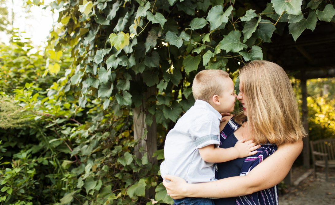 Raising a child with strong faith when you're not so sure.