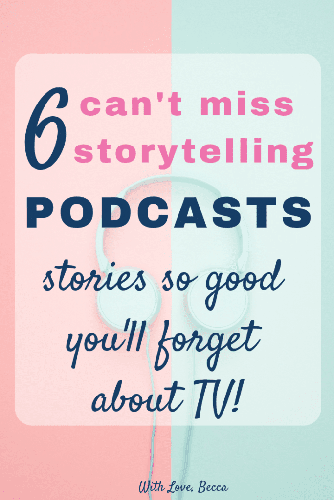 6 storytelling podcasts so good you'll forget about TV