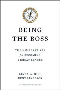 Being the Boss - Linda Hill