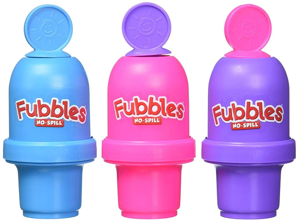 Fubbles no spill bubbles