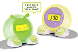 Ok to Wake Clock for Toddlers