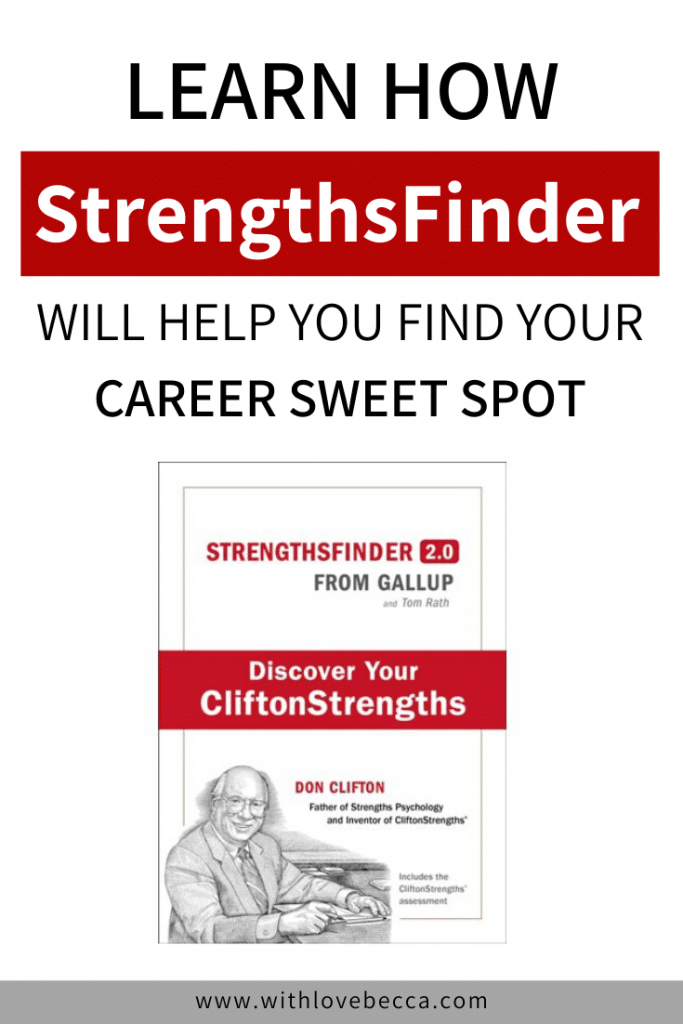What is StrengthsFinder