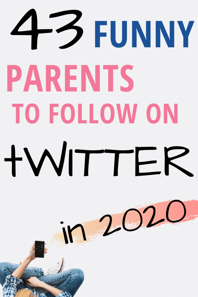 43 funny parents to follow on Twitter