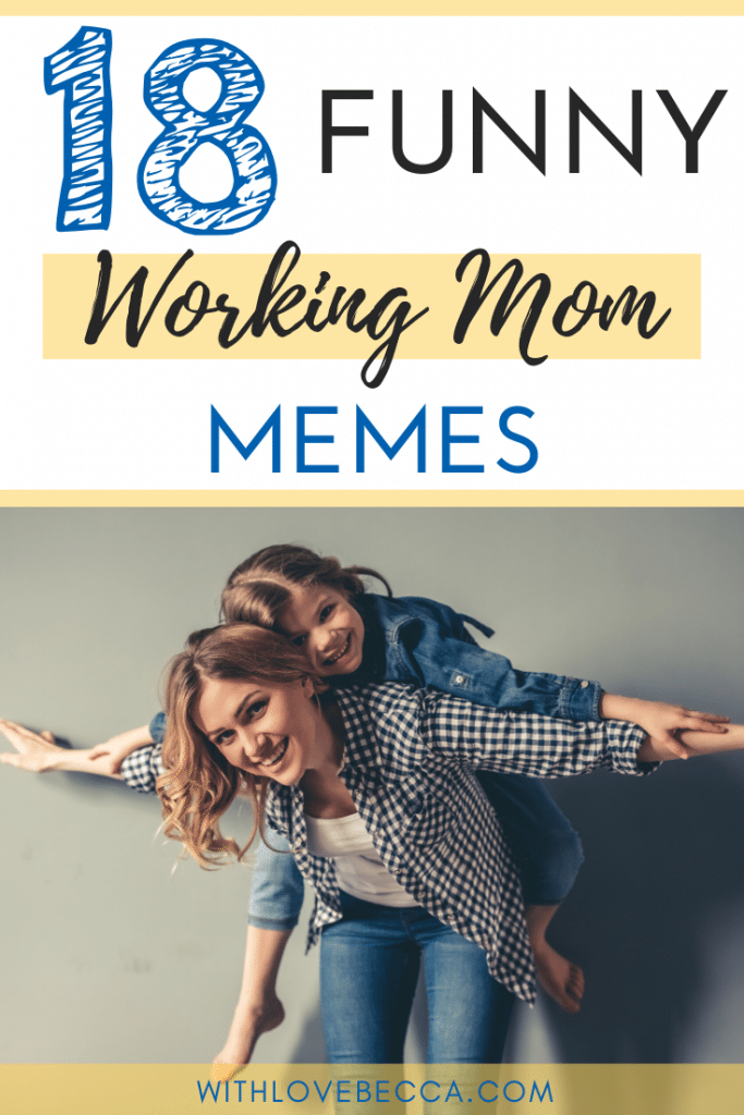 working mom memes