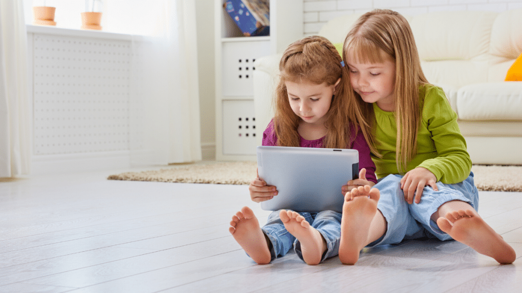 Digital Babysitters for Working Parents
