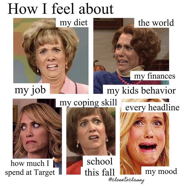 Kristen Wiig reaction meme