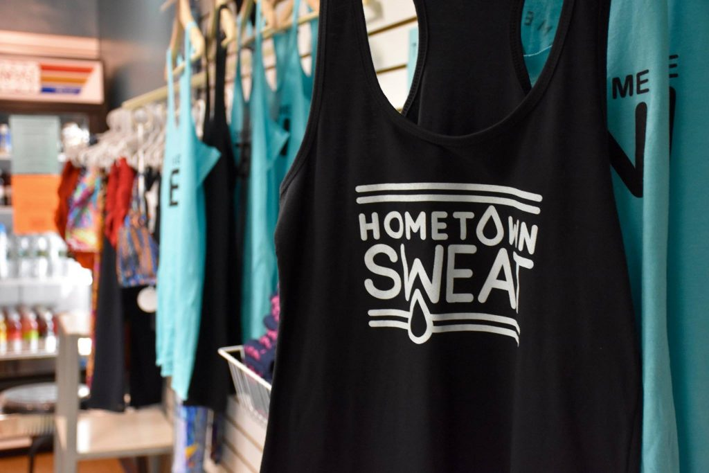 Hometown Sweat apparel