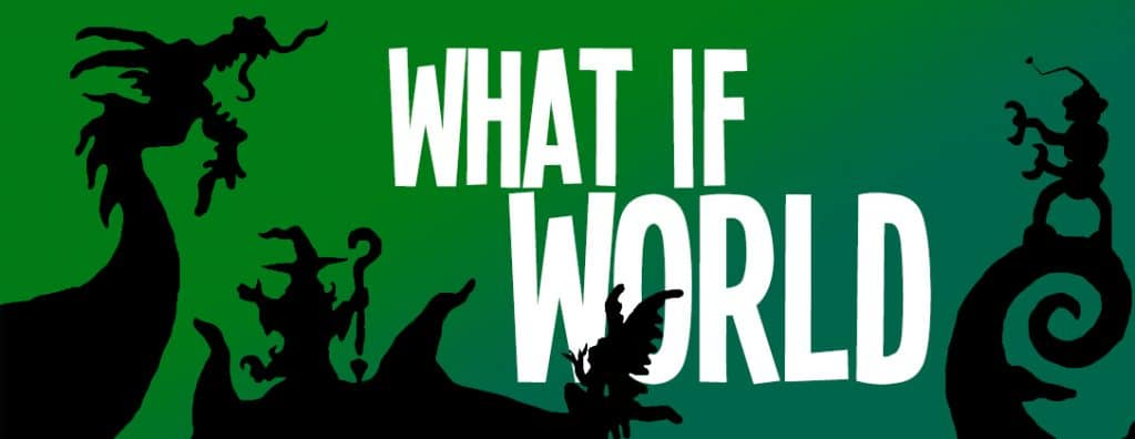 What if World - fun podcast for kids