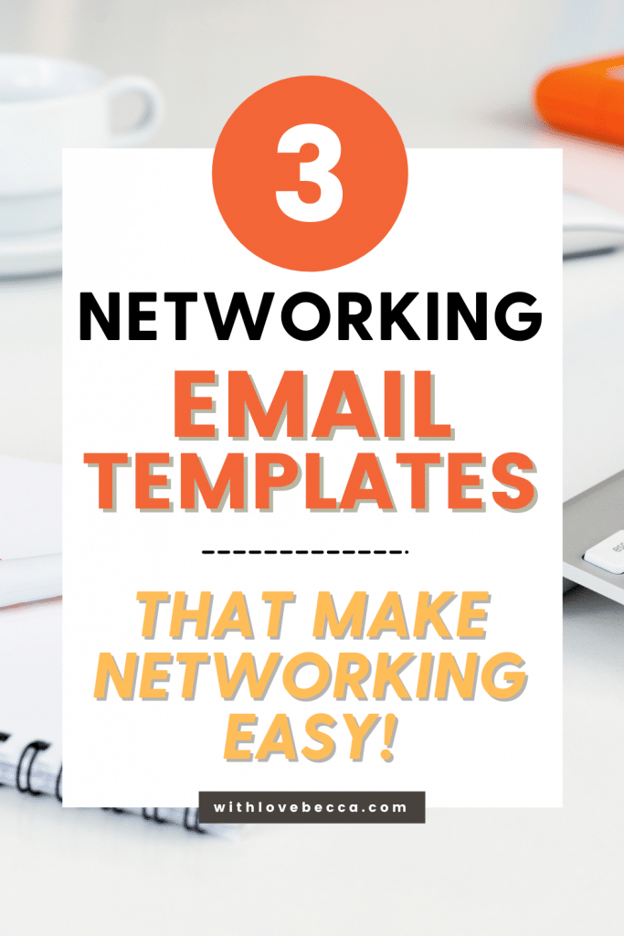 3 Networking Email Templates That Make Networking Easy